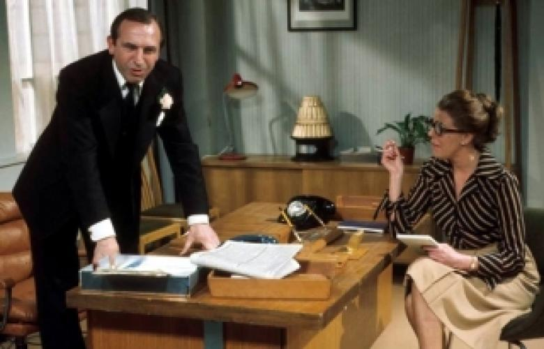 The Fall and Rise of Reginald Perrin next episode air date poster