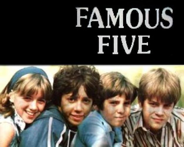 The Famous Five (1978) next episode air date poster
