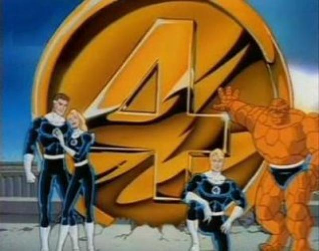 The Fantastic Four (1994) next episode air date poster