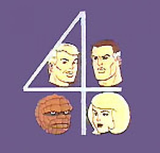 The Fantastic Four (1967) next episode air date poster