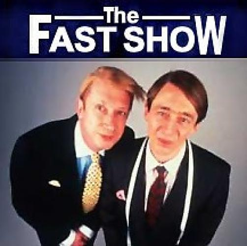 The Fast Show next episode air date poster