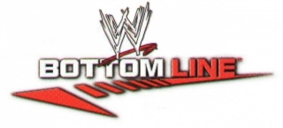 WWE The Bottom Line next episode air date poster