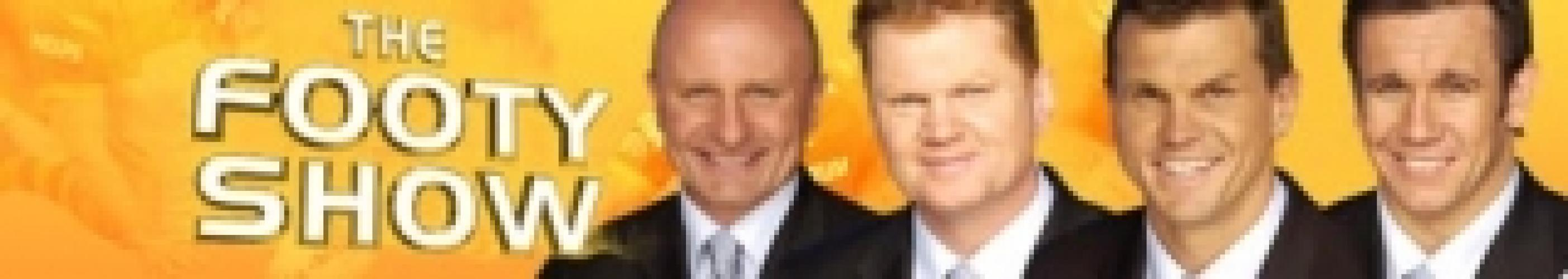 The Footy Show (AFL) next episode air date poster