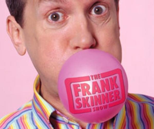 The Frank Skinner Show next episode air date poster