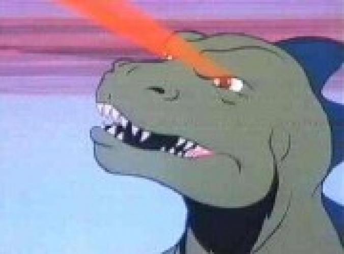 Godzilla next episode air date poster