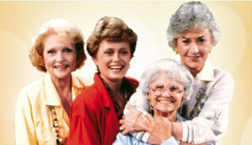 The Golden Girls next episode air date poster