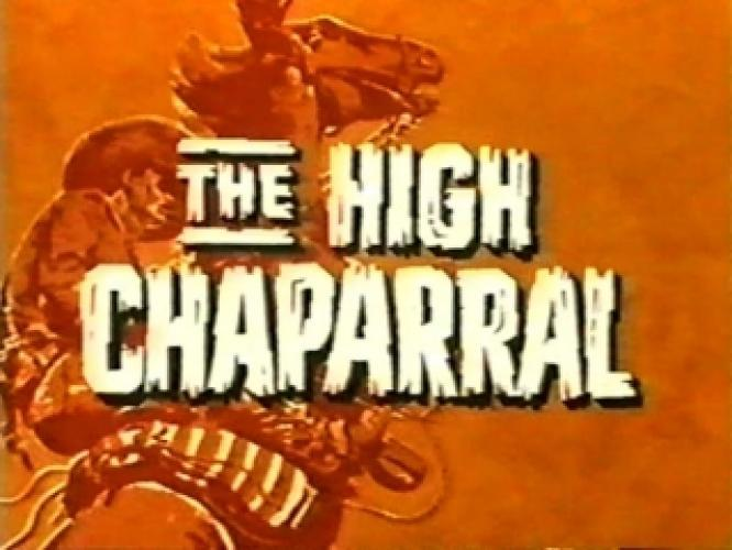 The High Chaparral next episode air date poster