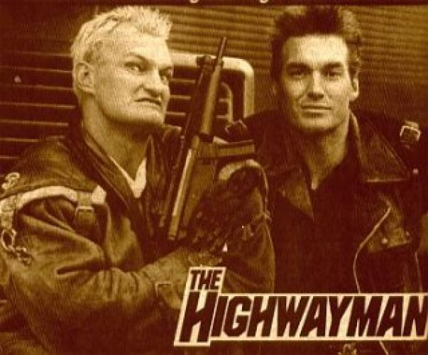 The Highwayman next episode air date poster