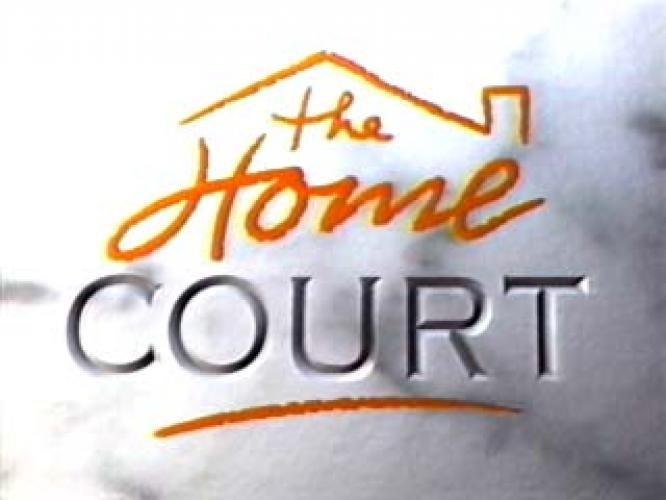 The Home Court next episode air date poster