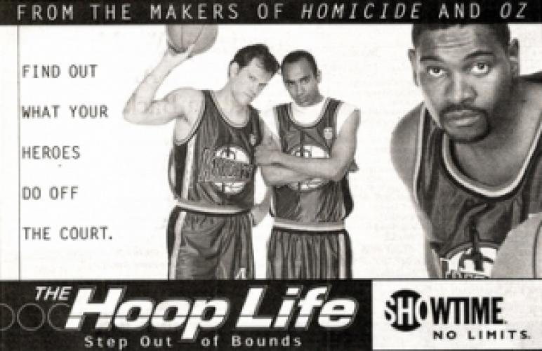 The Hoop Life next episode air date poster
