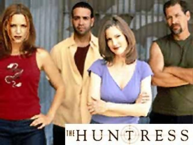 The Huntress next episode air date poster