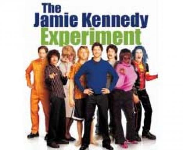 The Jamie Kennedy Experiment next episode air date poster