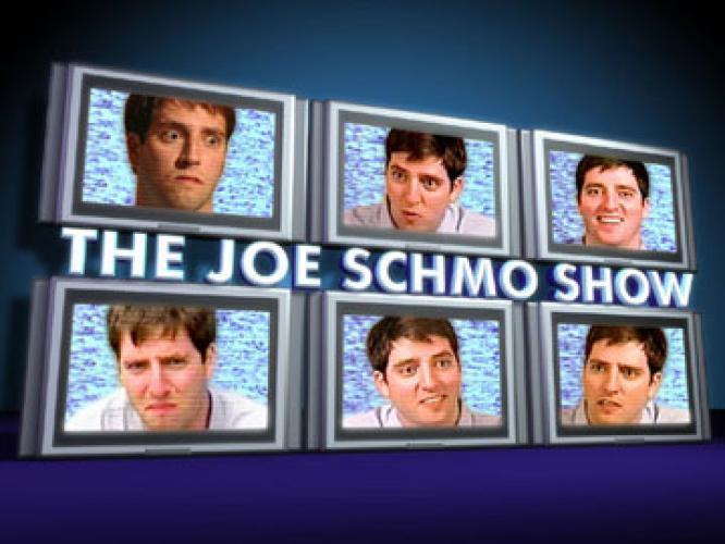 The Joe Schmo Show next episode air date poster