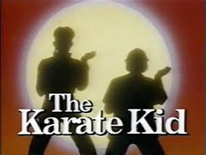 The Karate Kid next episode air date poster