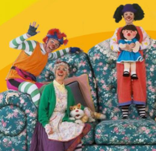 The Big Comfy Couch next episode air date poster