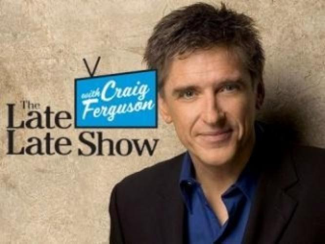 The Late Late Show with Craig Ferguson next episode air date poster