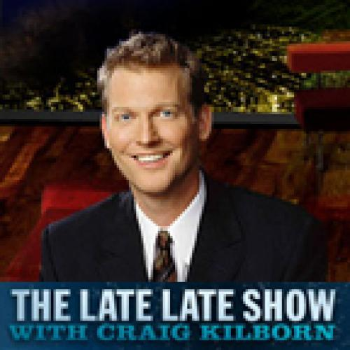 The Late Late Show with Craig Kilborn next episode air date poster