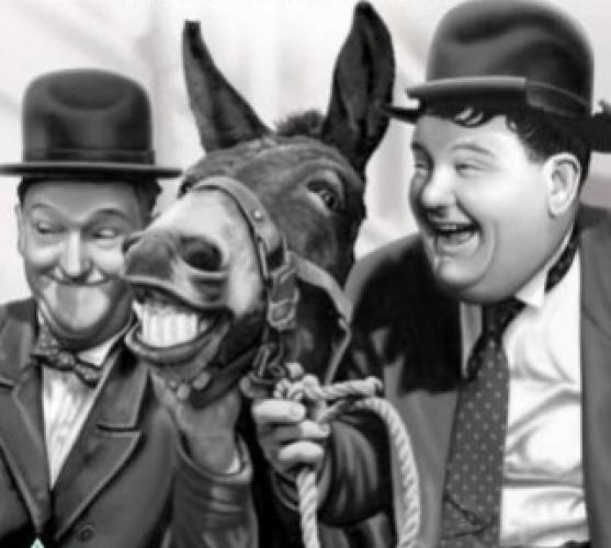 The Laurel and Hardy Show next episode air date poster