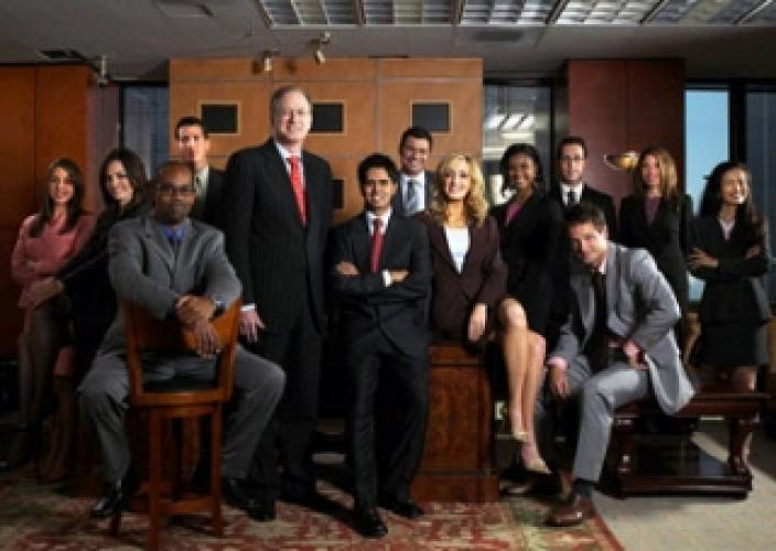 The Law Firm next episode air date poster