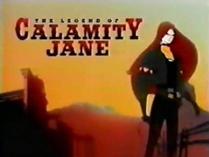 The Legend of Calamity Jane next episode air date poster