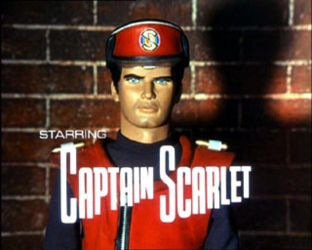 Captain Scarlet and the Mysterons next episode air date poster