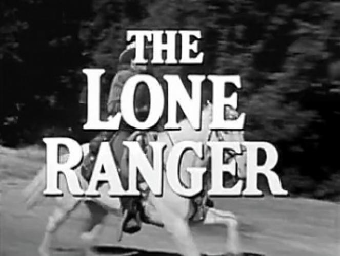 The Lone Ranger next episode air date poster