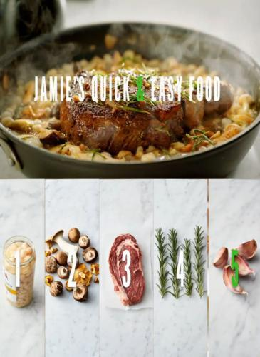 Jamie's Quick and Easy Food Season 2 Air Dates & Countd