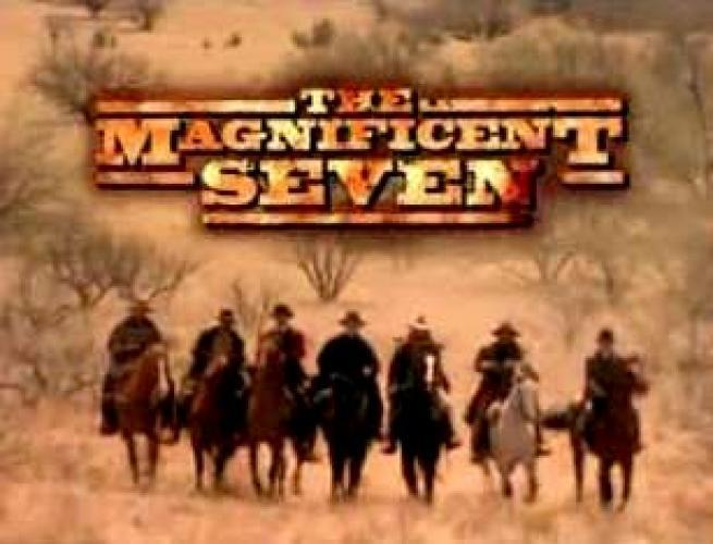 The Magnificent Seven next episode air date poster
