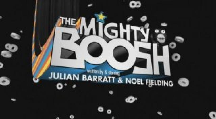 The Mighty Boosh next episode air date poster