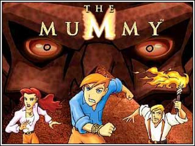 The Mummy: The Animated Series next episode air date poster