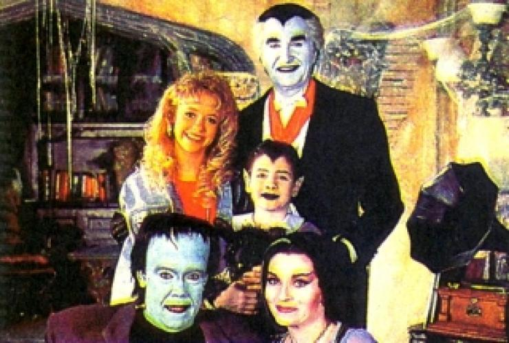The Munsters Today next episode air date poster