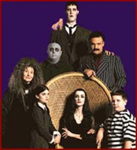 The New Addams Family next episode air date poster
