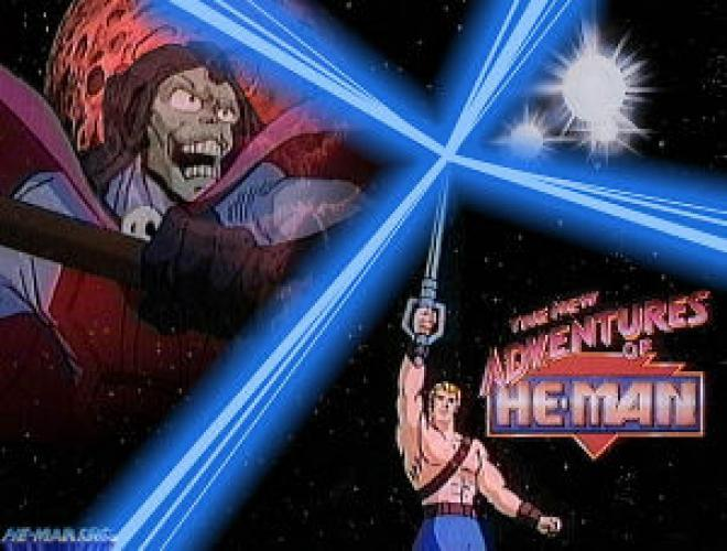 The New Adventures of He-Man next episode air date poster