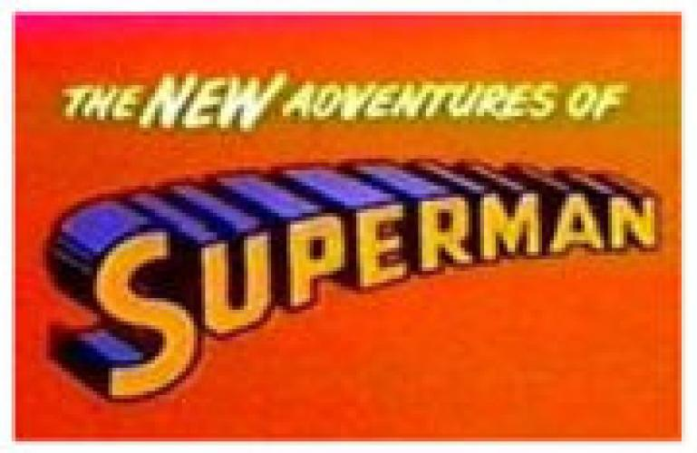 The New Adventures of Superman next episode air date poster