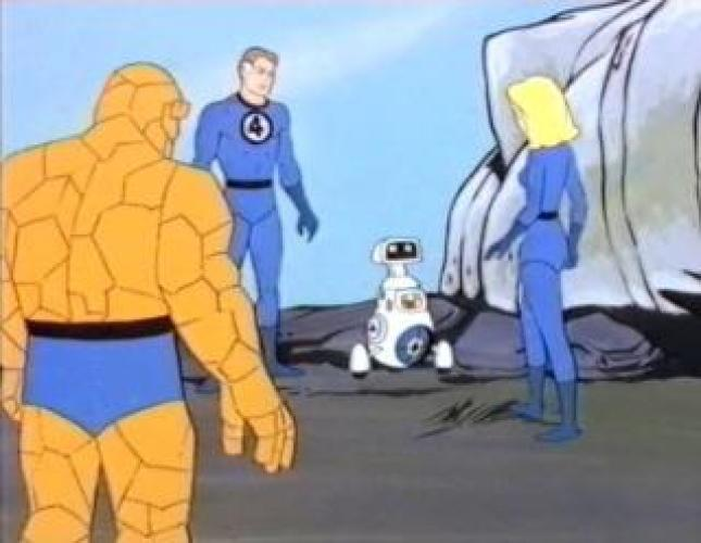 The New Fantastic Four next episode air date poster