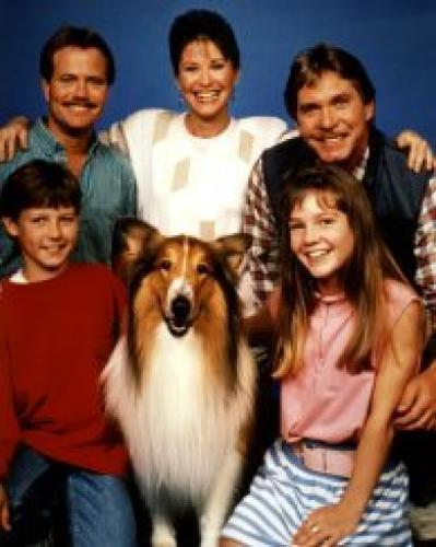 The New Lassie next episode air date poster