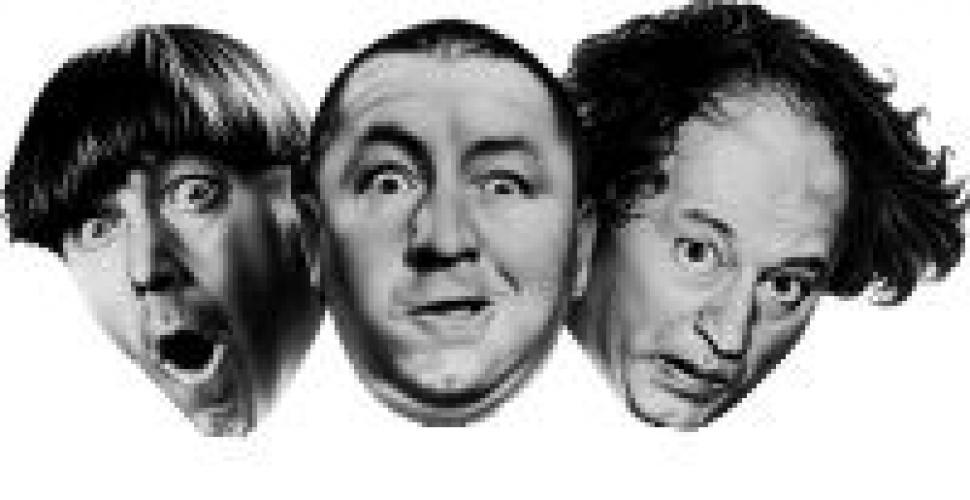 The New Three Stooges next episode air date poster