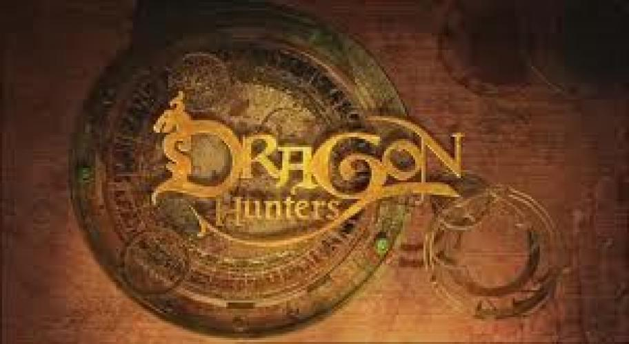 Dragon Hunters next episode air date poster