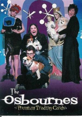 The Osbournes next episode air date poster