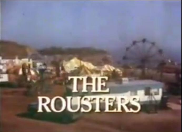 The Rousters next episode air date poster