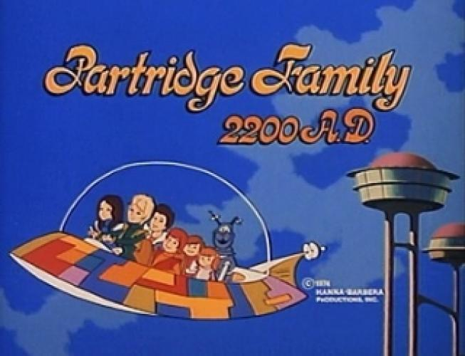 The Partridge Family, 2200 A.D. next episode air date poster