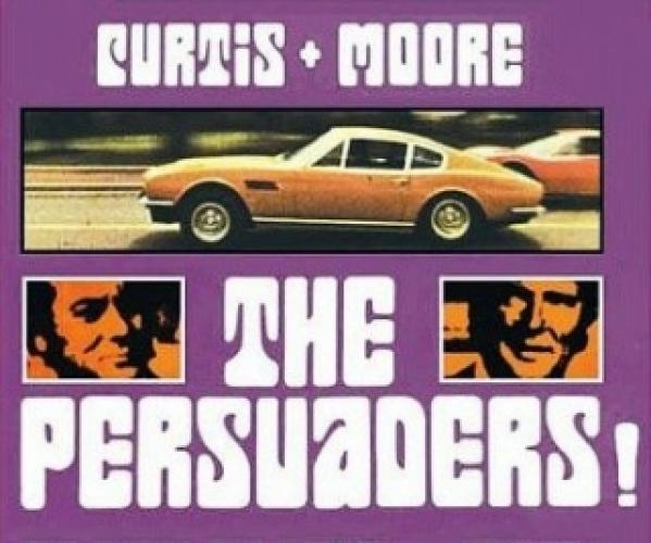 The Persuaders next episode air date poster
