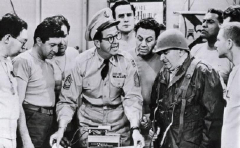 The Phil Silvers Show next episode air date poster