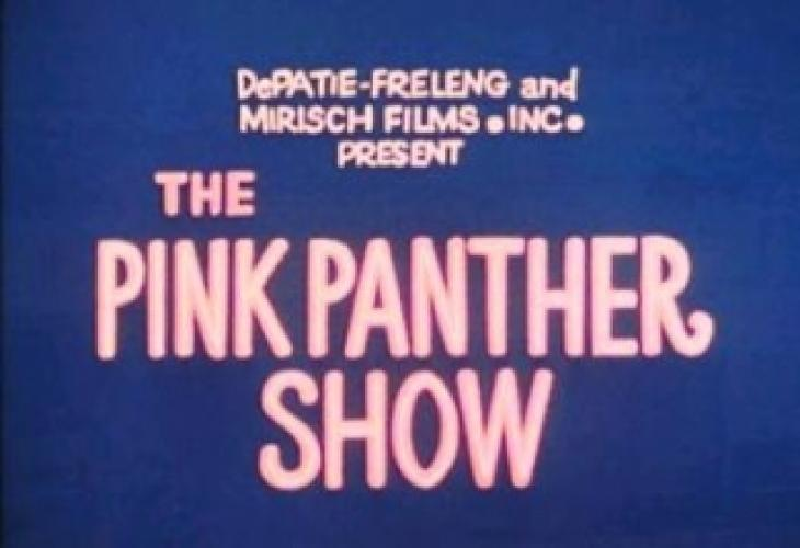 The Pink Panther Show next episode air date poster