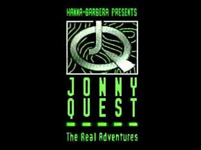 The Real Adventures of Jonny Quest next episode air date poster