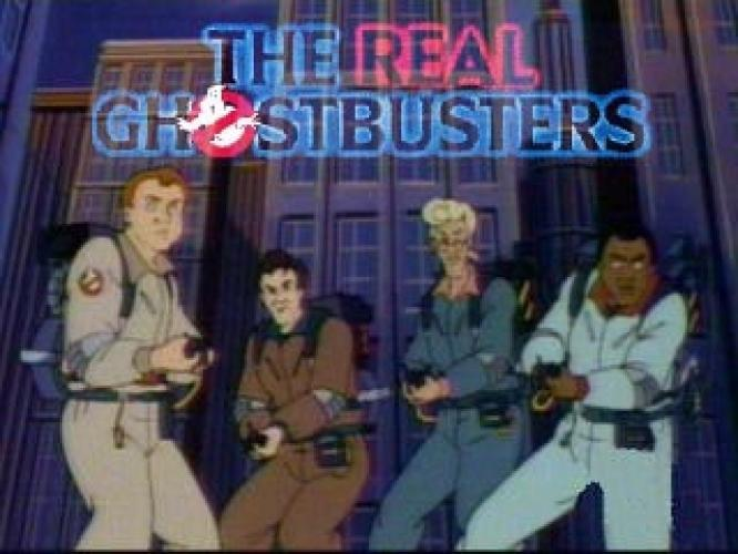 The Real Ghostbusters next episode air date poster