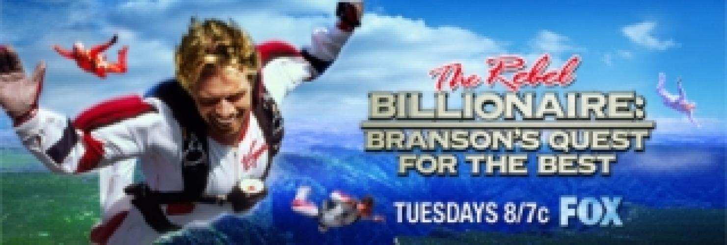 The Rebel Billionaire: Branson's Quest for the Best next episode air date poster