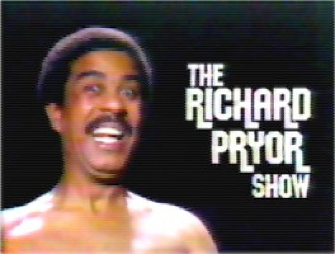 The Richard Pryor Show next episode air date poster