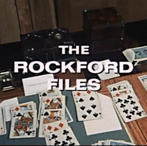 The Rockford Files next episode air date poster