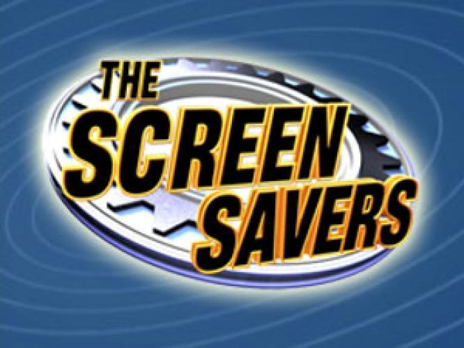 The Screen Savers next episode air date poster